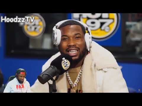CashNasty Reacts To Meek Mills Funk Flex | FREESTYLE 118 🔥