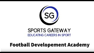 Sports Gateway Promotional