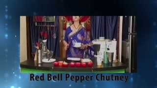 red bell pepper chutney Thumbnail