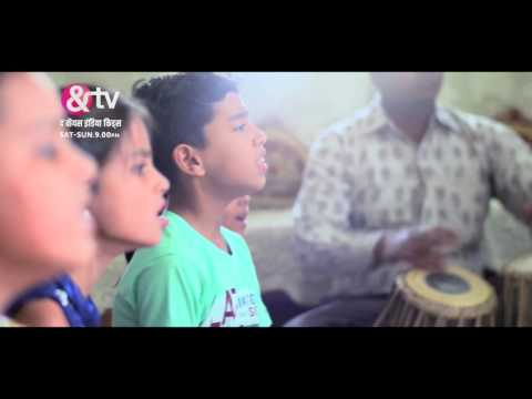 11 Year Old Utkarsh Shares His Musical Journey   The Voice India Kids   Sat - Sun 9 PM