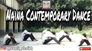 Naina Contemporary Dance / Choreography by Aamir Shaikh