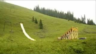 Die längste Wasserrutsche der Welt 2009