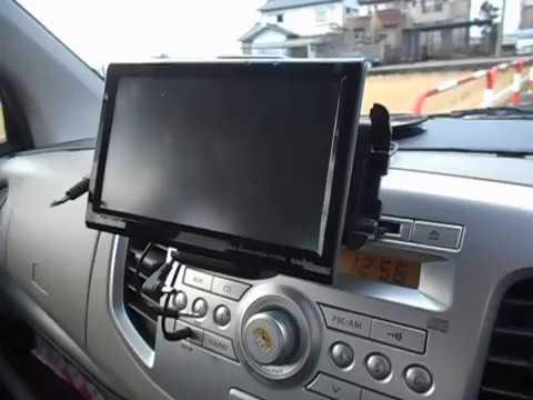 タブレット 車載 ホルダー cd スロット