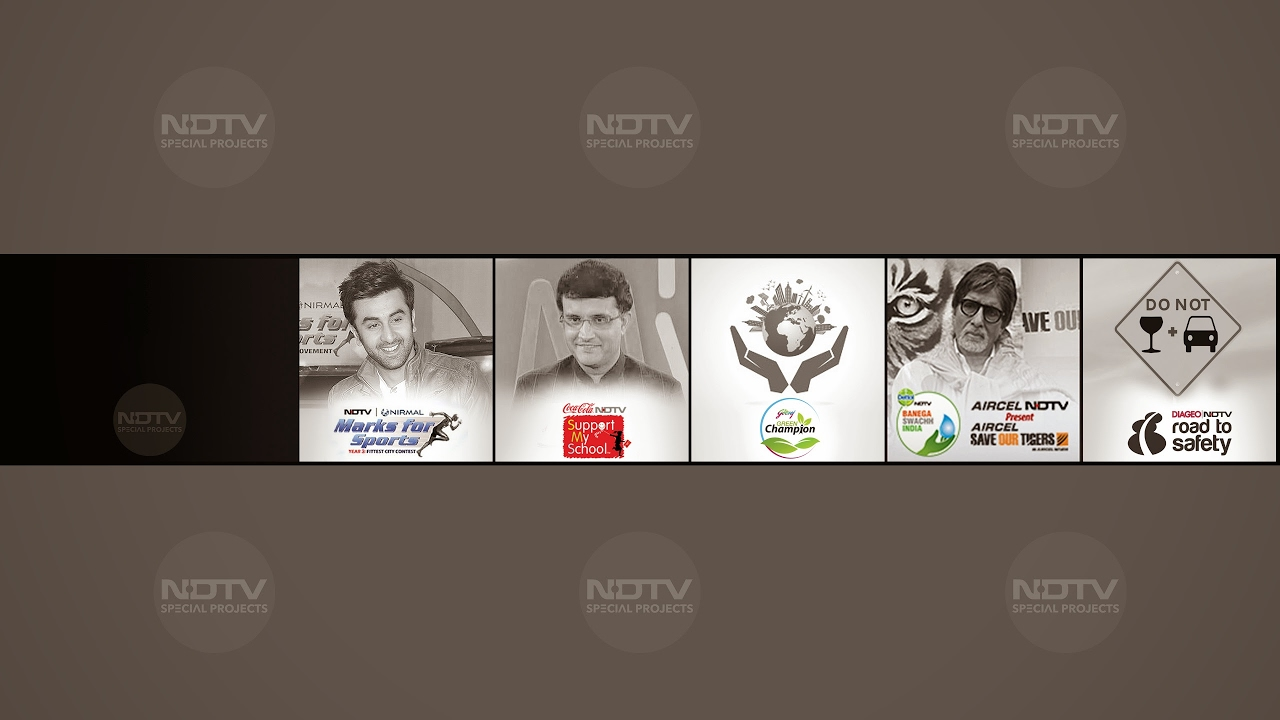NDTV Special Projects Live Stream