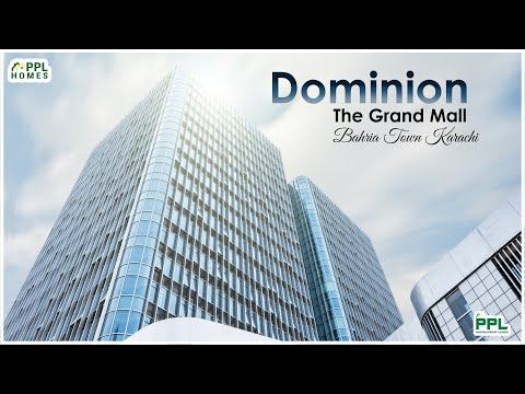 Dominion The Grand Bahria Town Karachi