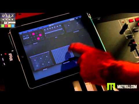 Midi Studio App