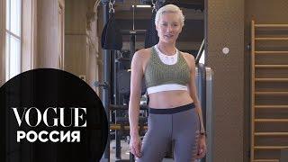 Круговая тренировка на все тело от Натальи Давыдовой