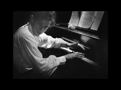 Glenn Gould - 1955 CBC Broadcast: Sinfonias (3-part inventions) by J. S. Bach