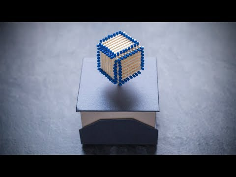 5 Amazing DIY Puzzles that you can build in 1 Minute!