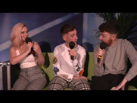 Clean Bandit Reveal The Strangest Place They've Heard Their Songs Played