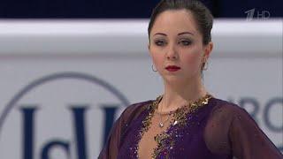 Анна Щербакова выиграла короткую программу на чемпионате мира Елизавета Туктамышева третья