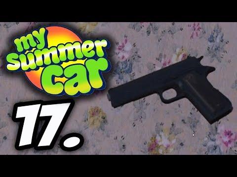 MY SUMMER CAR - INCENDIO LA CASA Y MI NUEVO JUGUETE - GAMEPLAY ESPAÑOL
