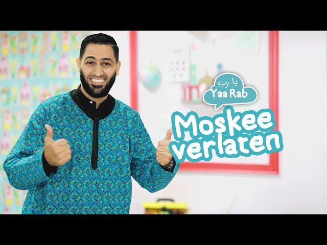 'Yaa Rab' Aflevering 10: De moskee verlaten
