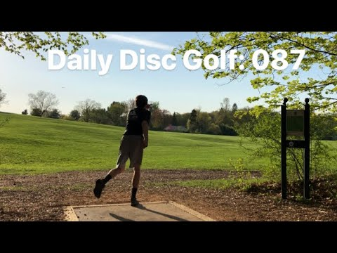 Wickham Park Disc Golf Course in Manchester, CT! - Daily Disc Golf: 087