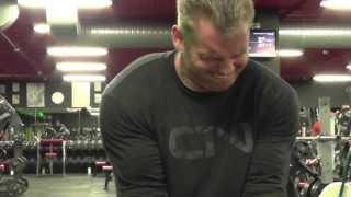 Jak zvetsit ruce -biceps,triceps trenink - Martin Mester - Men´s physique