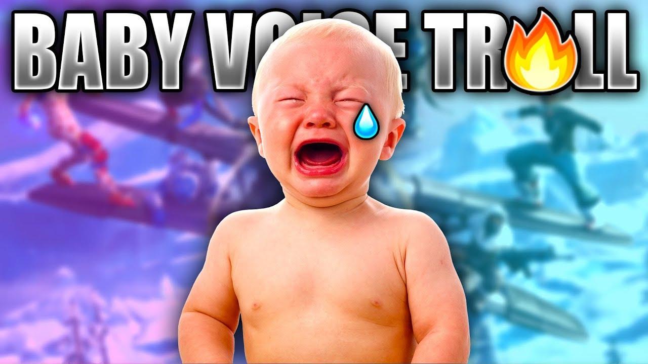baby voice changer soundboard trolling on fortnite best in class - fortnite voice changer download