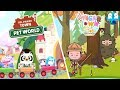 Who's The Best New App This Week??!! - Dr. Panda Town : Pet World vs Miga Town: My Vacation