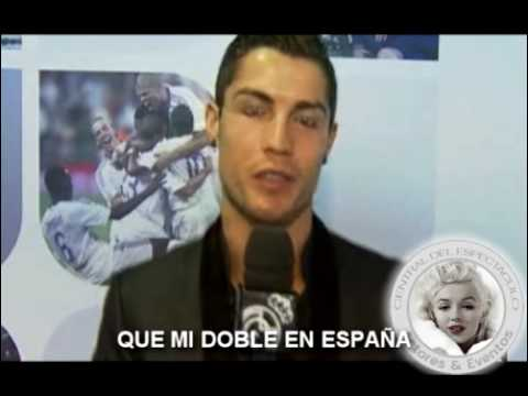 Cristiano Ronaldo Te Felicita De Parte De Central Del Espectaculo