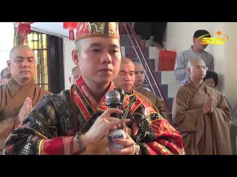 Lễ Khai Kinh Bạch Phật Tại Chùa Thiện Mỹ