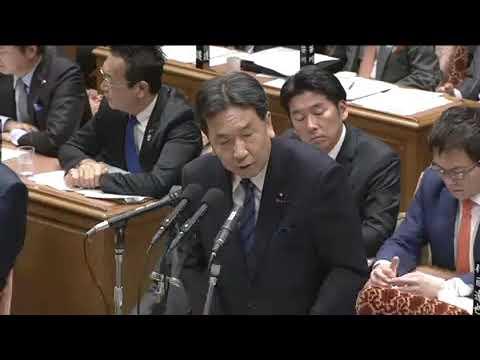 令和2年2月26日 枝野幸男VS安倍晋三&森まさこ法相