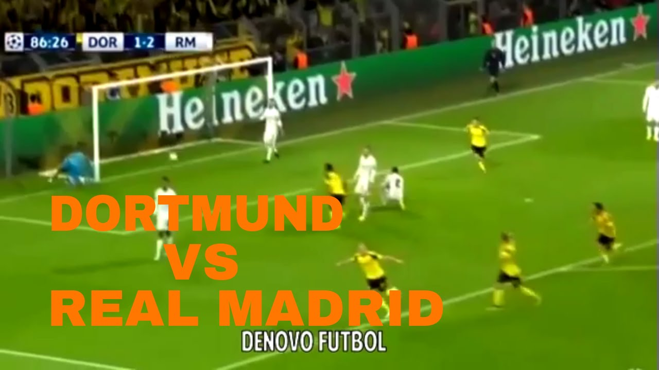 Download Borussia Dortmund vs Real Madrid 2-2 ●All Goals and HIghlights UCL 16/17 ● 28/09/2016 ● MUST WATCH