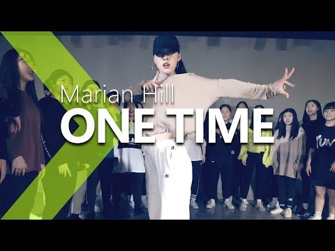 Marian Hill - One Time / Jane Kim Choreography .
