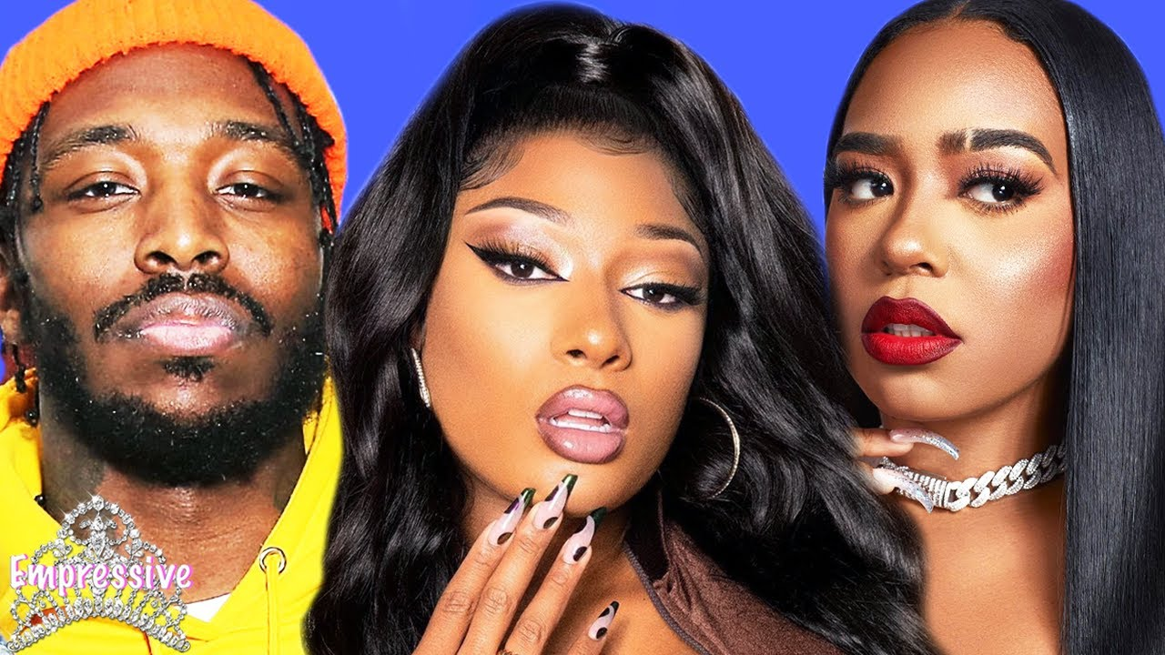 Megan Thee Stallion's messy drama with Pardison | B. Simone tells women to step their game up!