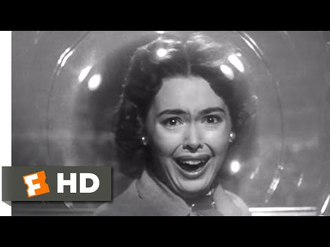 It Came From Outer Space (1953) - Incognito Abduction Scene (5/10) | Movieclips