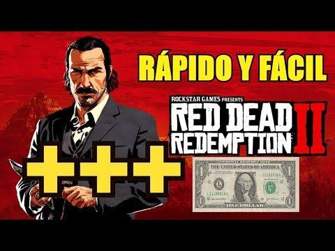 Red dead redemption 2 Nuevo truco Dinero infinito fácil y rápido