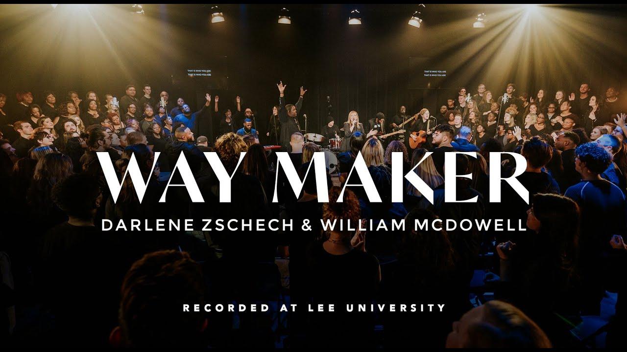 Download Way Maker - Darlene Zschech, William McDowell, REVERE (Live - Single Version)