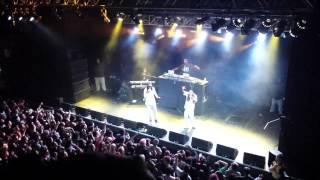 Snoop Dogg Gin and Juice live Bristol UK 11-12-14