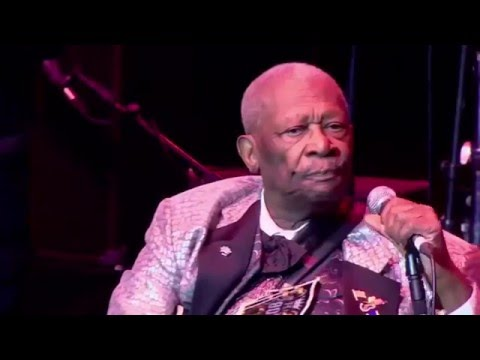 B B  KING & Friends   Guess Who    Live At The Royal Albert Hall   2011   HD