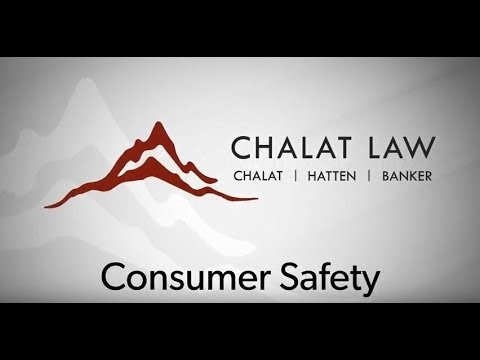 Defective Product Attorney's Chalat Law Video