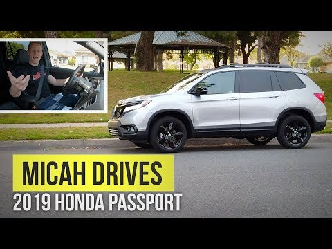 2019 Honda Passport | Sweet SUV With A Catch
