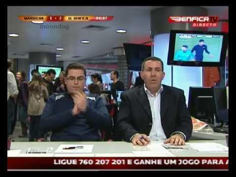 ALAN KARDEC JÁ LÁ ESTAMOS!!!!! (Relato BenficaTV)