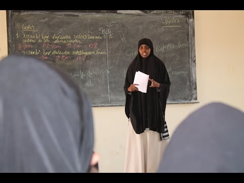 One Girl's Journey To Inspire Other Girls In Education