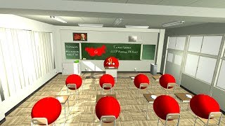 3D Countryballs #4    ШКОЛА  Countryballs \ Урок Истории