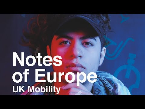 Notes of Europe Live