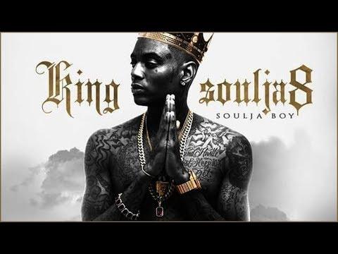 Soulja Boy • King Soulja 8 [Full Album Stream] + Track-listing
