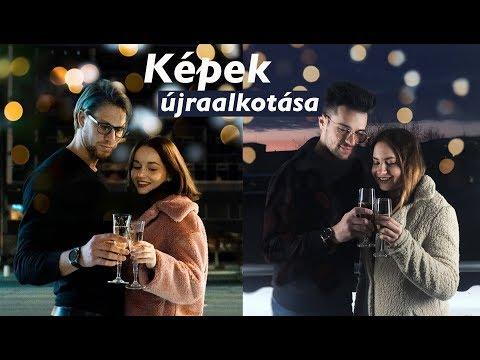 A barátaink képeinek újraalkotása 2.RÉSZ ft. Csecse Attila | Lina és Panni
