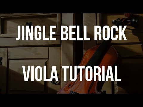 Viola Tutorial: Jingle Bell Rock