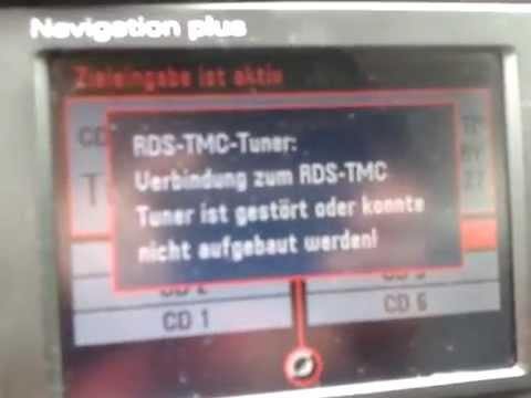 !!!PROBLEM SOLVED!!! Audi A4 B6 RNS-D PROBLEM (SOS)!!!