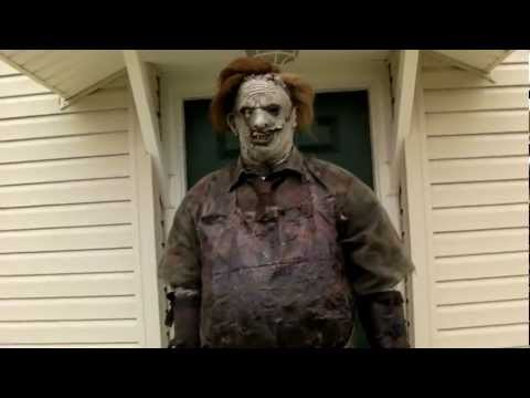 Texas Chainsaw Massacre Remake Leatherface Life-sized Costume