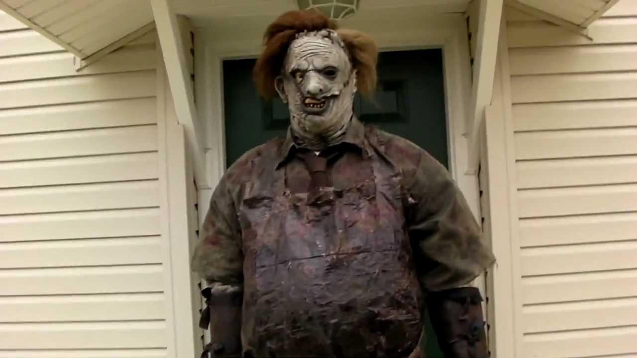 Texas Chainsaw Massacre Remake Leatherface Life-sized ...