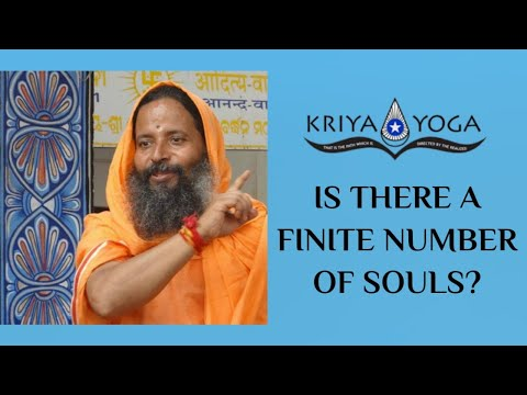 Is There a Finite Number of Souls?