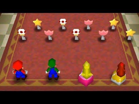 Mario Party 3 - Random Battle (Battle Minigames)