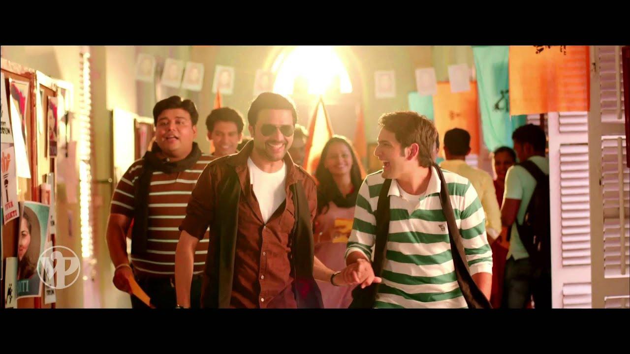 aala re aala raja classmates song