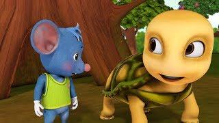 सच्चे मित्र कहानी Friendship Stories | Hindi stories for Children | Infobells