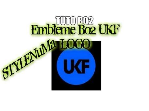 Embleme Bo2 UKF Logo