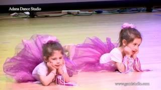 Aqua Barbie girl dance Adana Dance Studio